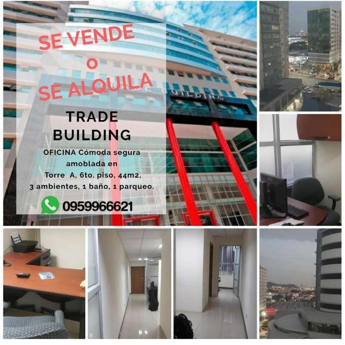 Venta/alquiler de Oficina Trade Building
