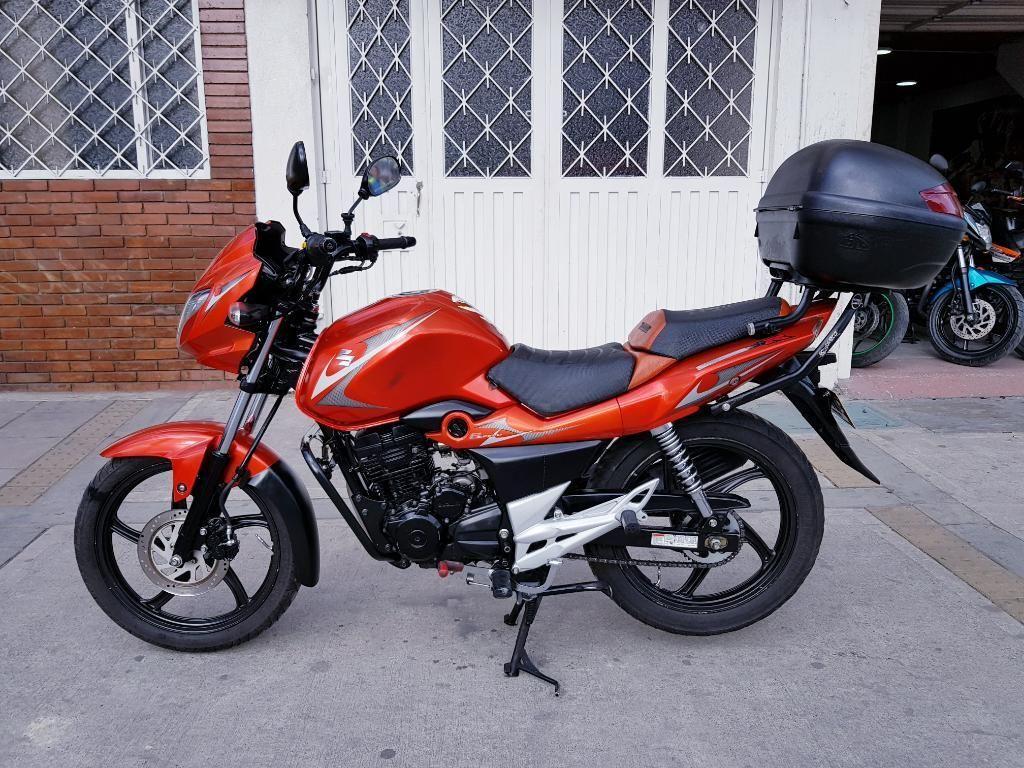 Gs 150 R Modelo 2014