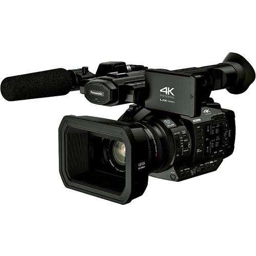 Videocámara profesional Panasonic AG-UX 180 permuto por vehiculo mayor valor