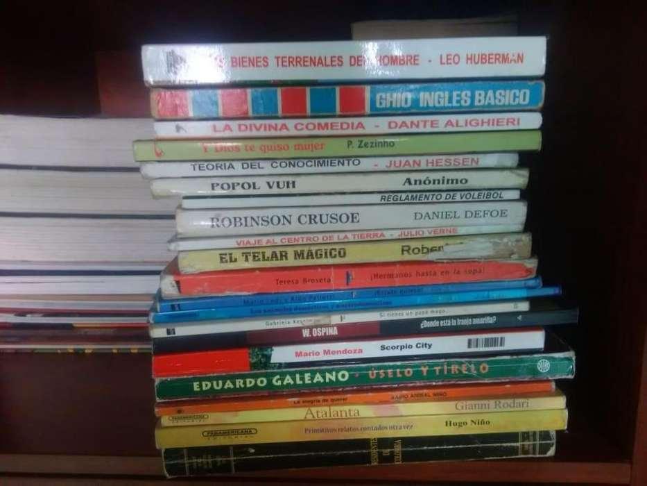 Libros Escolares De Segunda