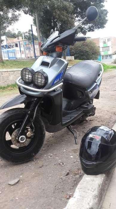 Vendo Moto Bws 2t