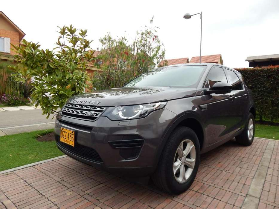 Land Rover Discovery 2017 - 21800 km