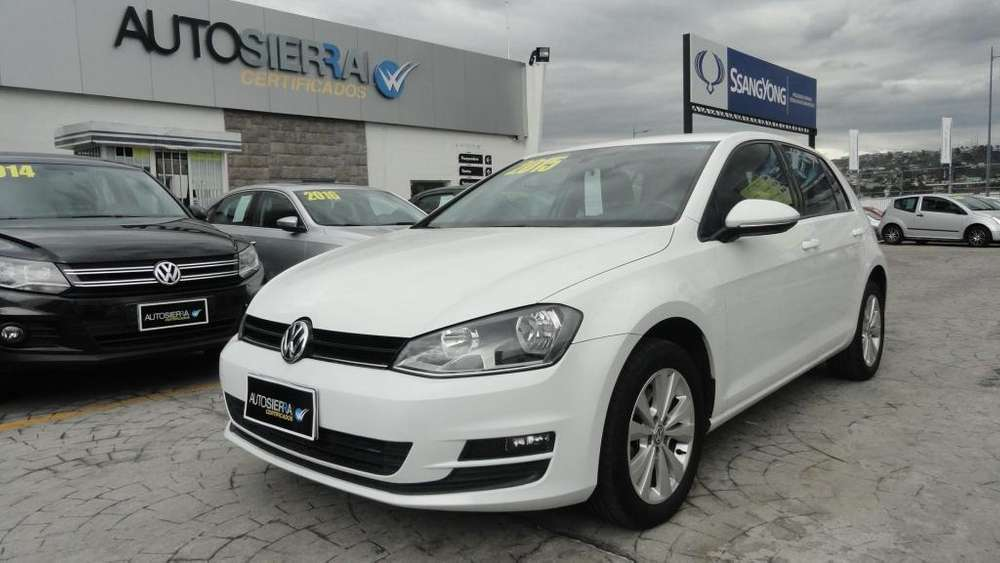 Volkswagen Golf 2015 - 38721 km