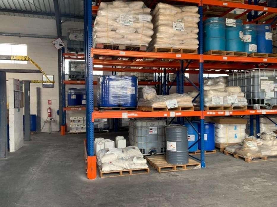Arriendo Bodega Carcelen Industrial, 580 m², Transformador 125kva