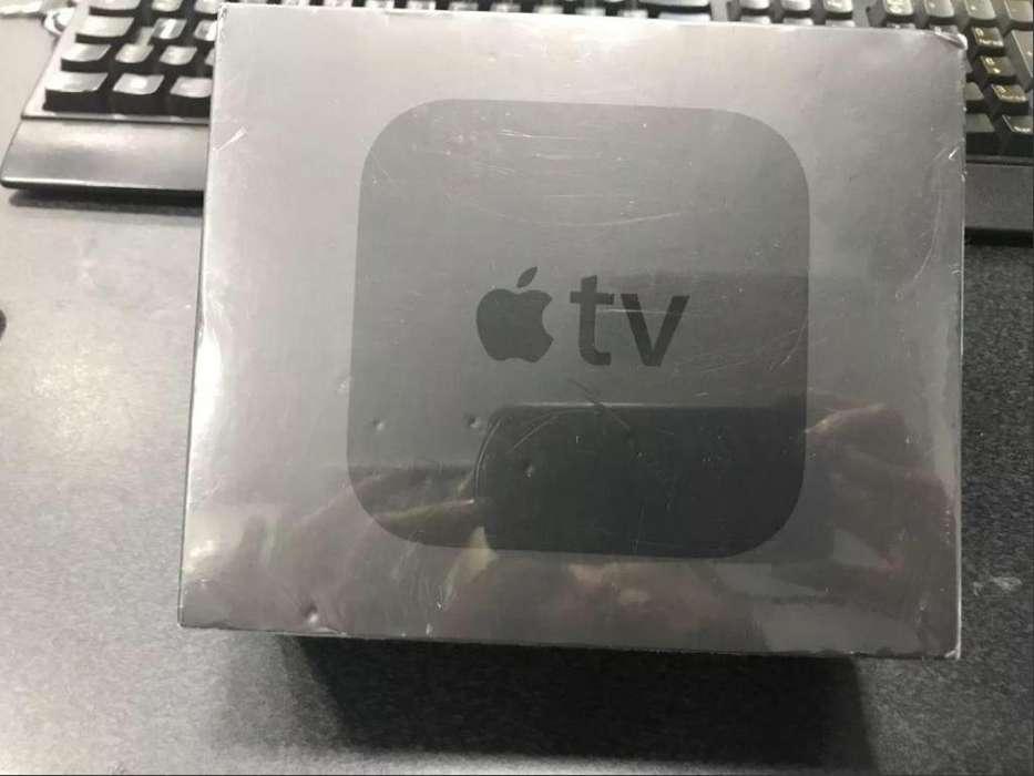 Apple Tv 4ta Generación De 32 Gb perfecto estado
