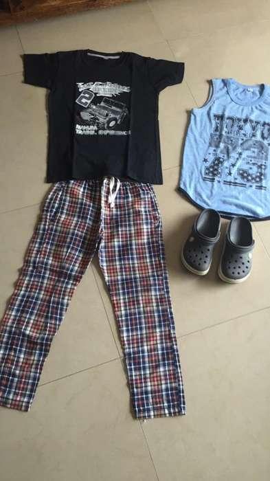 Lote de <strong>ropa</strong> de Nene 230