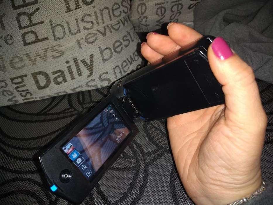 Vendo Filmadora Samsung
