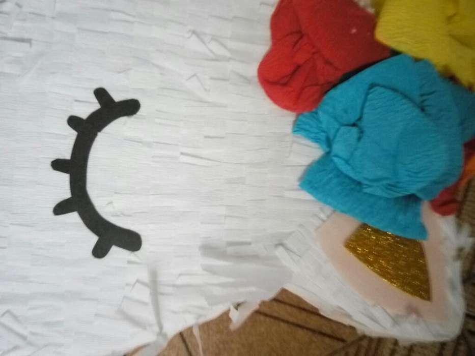 Piñatas de Papel