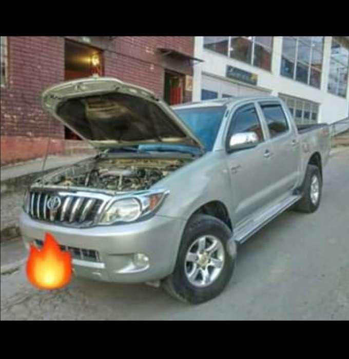Toyota Hilux 2008 - 155000 km