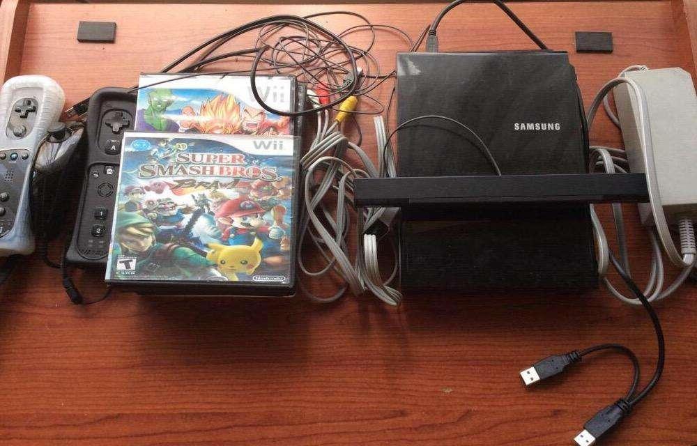 Nintendo Wii Ultima Edicion