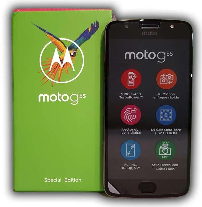 Motorola Moto G5s 32gb 4G LTE
