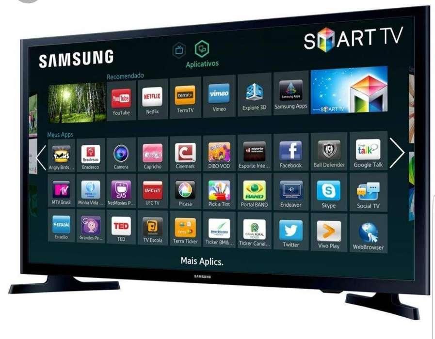 Tv Smart Samsung de 43 Nuevos