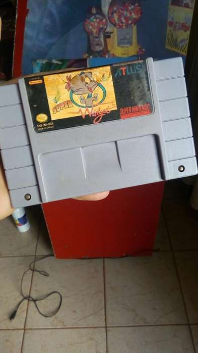 Juego de Super Nintendo Snes Nes N64