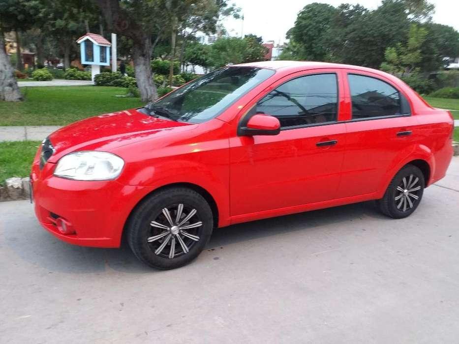 Chevrolet Aveo 2011 - 69586 km