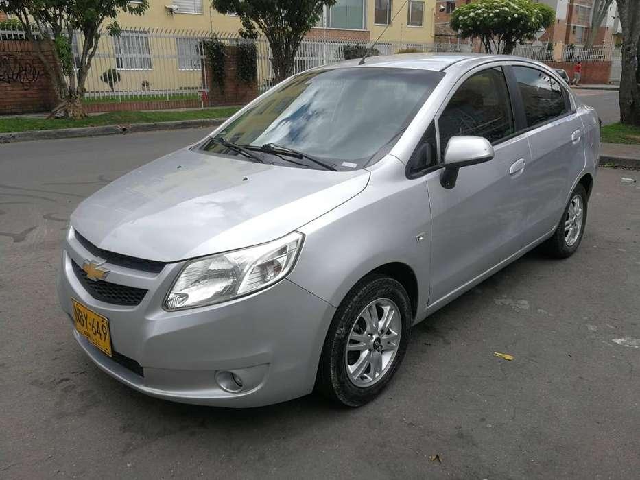 Chevrolet Sail 2013 - 48000 km