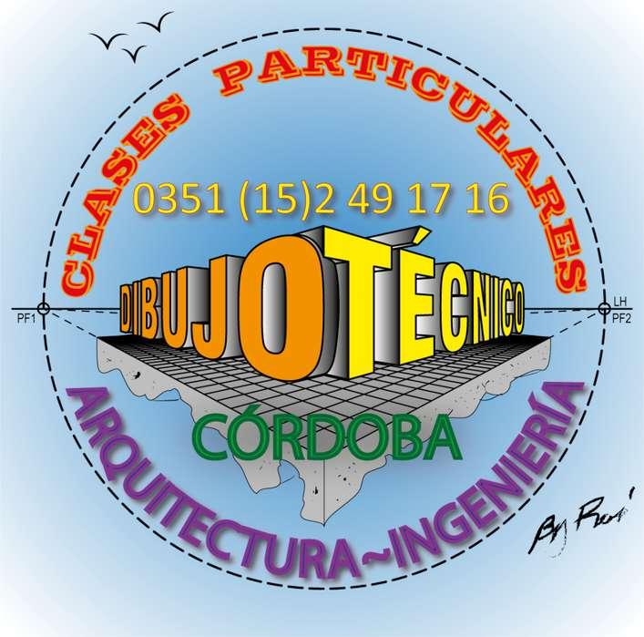 Clases particulares de dibujo técnico Sistemas de representación Córdoba