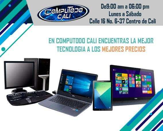 VENDO COMPUTADORES NUEVOS Y DE SEGUNDA. COMPUTODO CALI