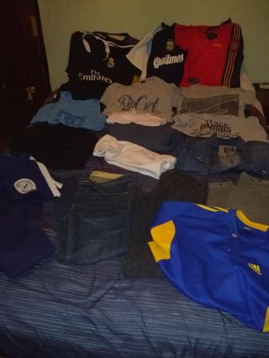 Lote Ropa