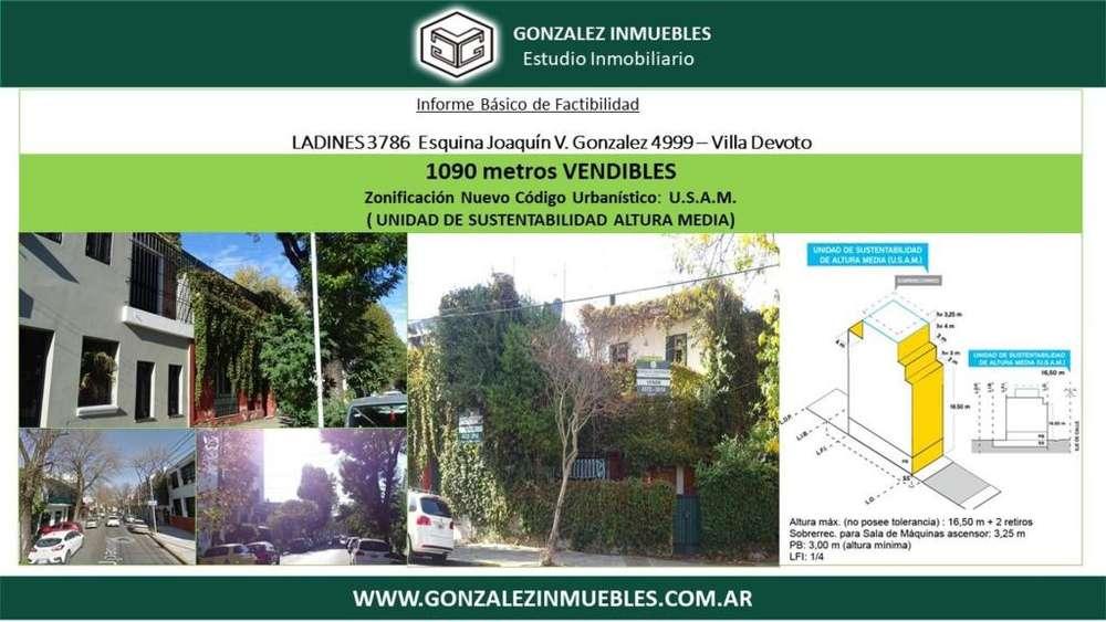 Ladines 3800 - UD 420.000 - Terreno en Venta