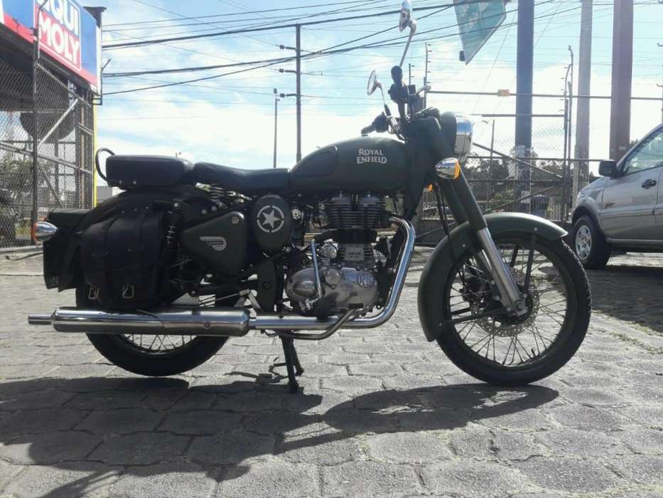ROYAL ENFIELD CLASSIG 500