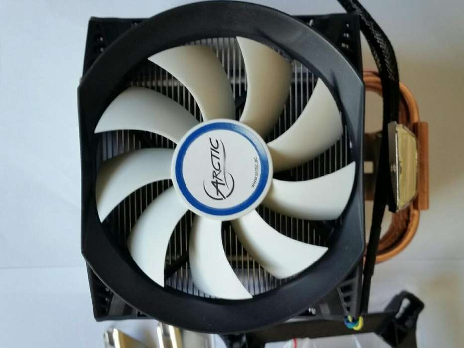 Cooler Cpu Artic Freezer 13 Como Nuevo