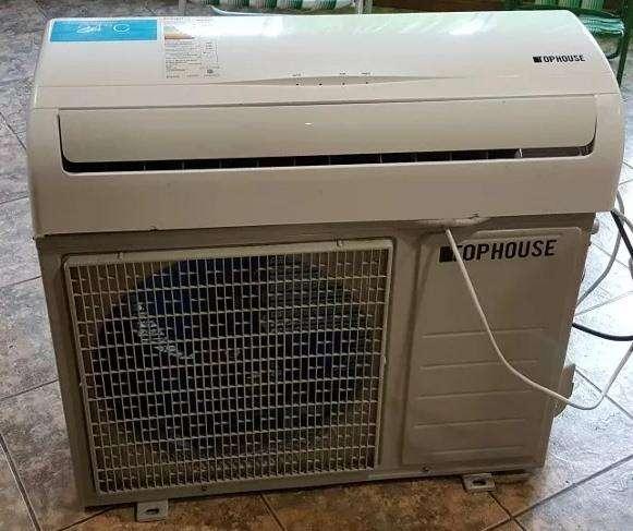 Aire acondicionado Top House 3500 frio solo gas ecologico