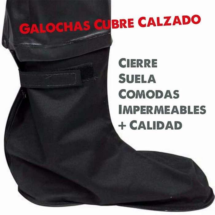 Galochas Cubre Calzado Impermeables