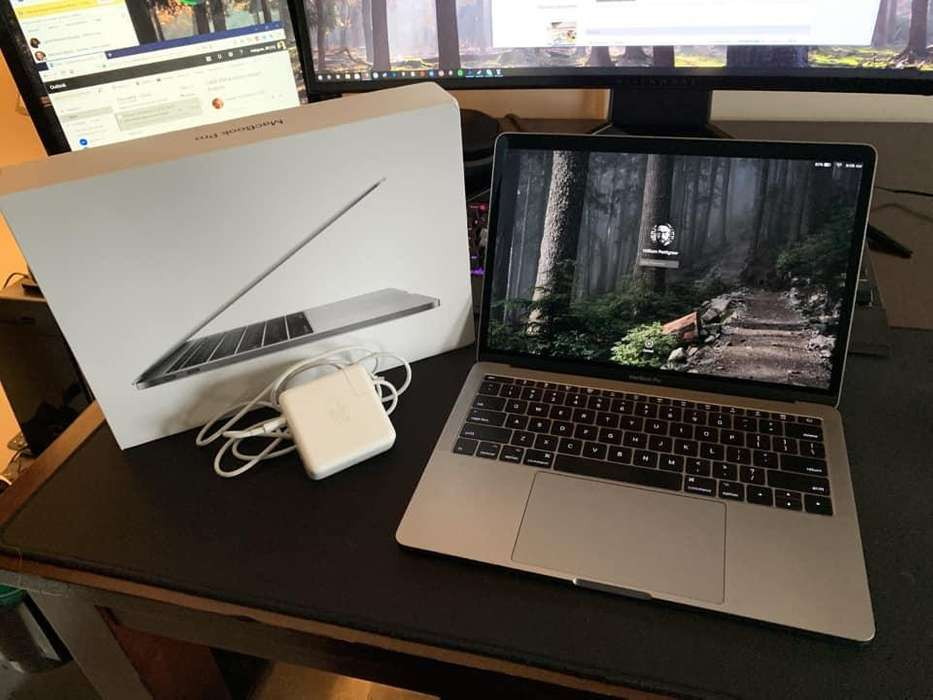 Macbook Pro Retina 13 Core i5 2.0 Ghz 256gb 8gb Ram