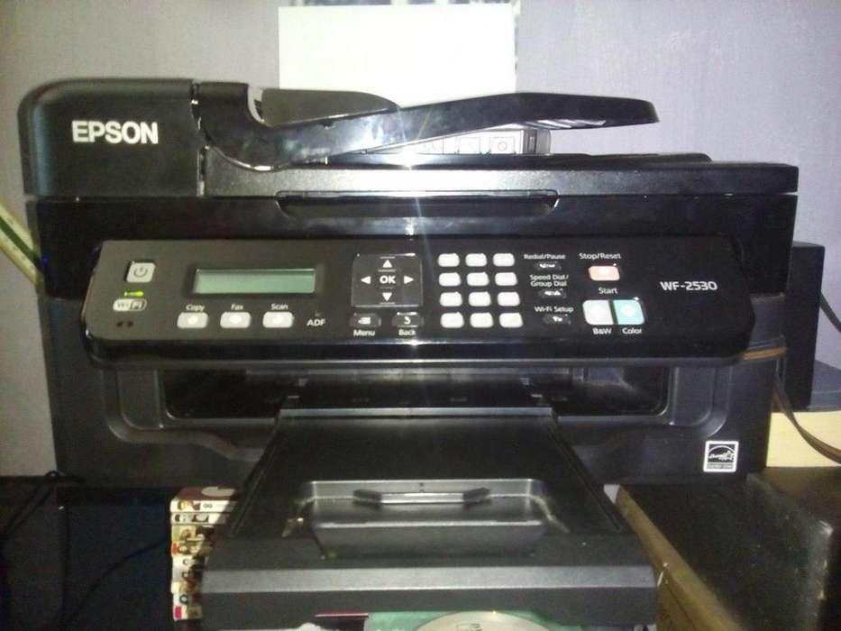 Impresora Epson wf2530 para REPUESTO