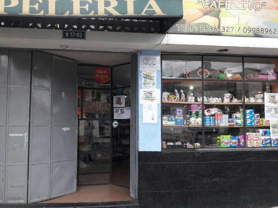 <strong>bazar</strong> Y Papeleria en Venta