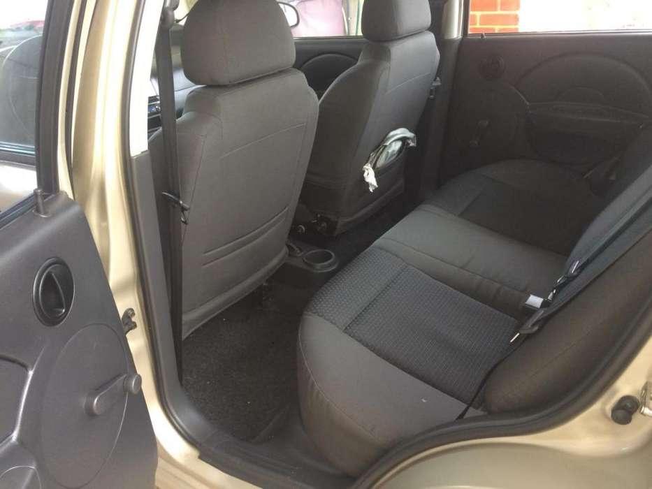 Chevrolet Aveo 2012 - 86700 km