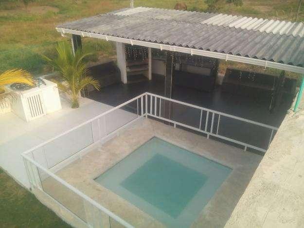 Alquiler de cabaña en la playa, casa de descanso en la playa Barranquilla Cartagena Santa Verónica
