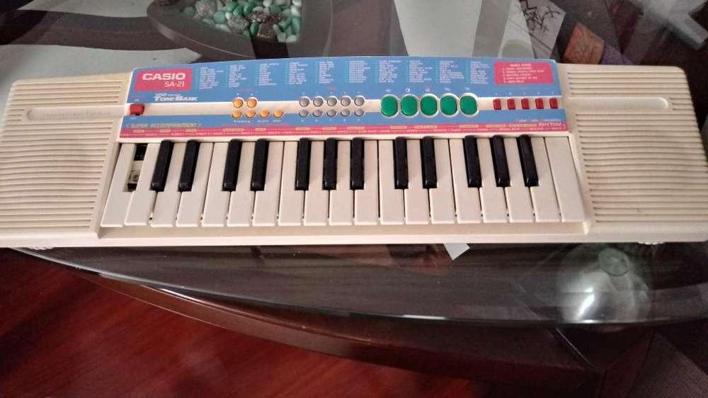Organeta Casio Sa21