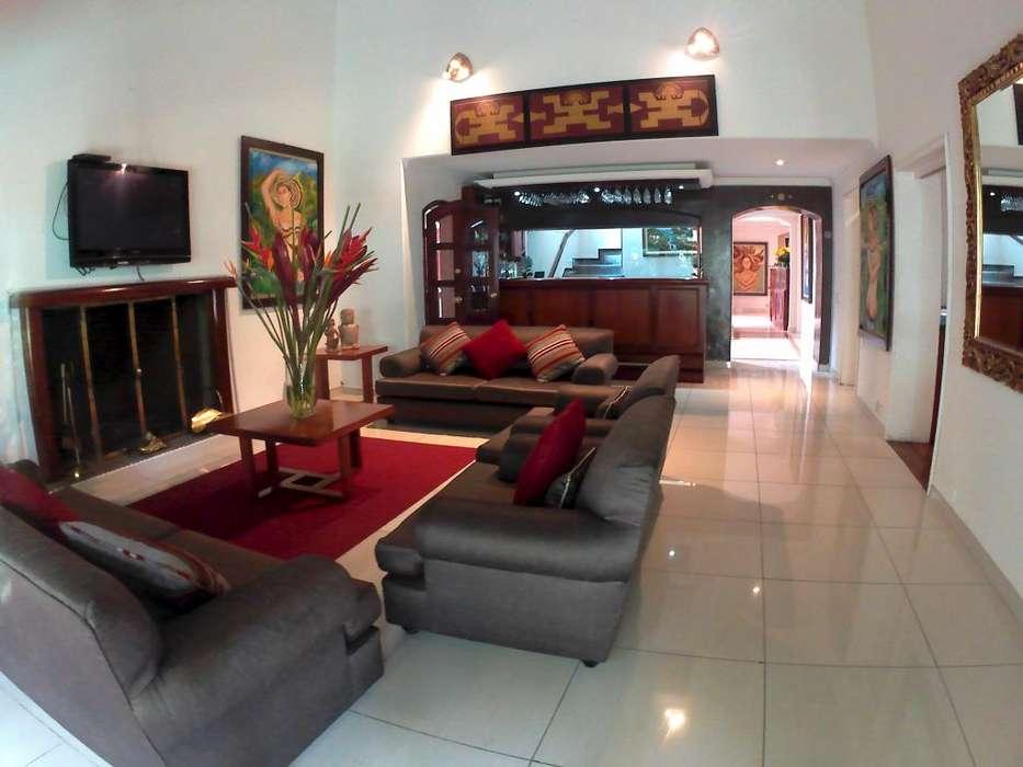 Hotel Boutique en Venta. Norte de Bogotá. 800 mts2.