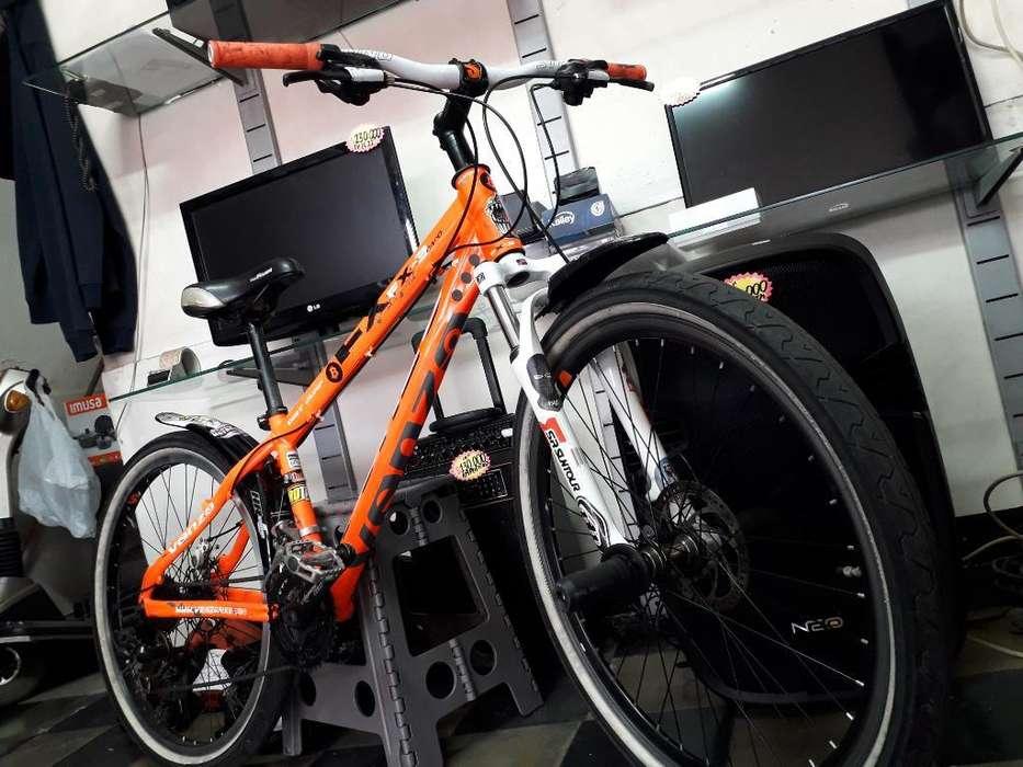 Bicicleta Venzo Fx-30 de Montaña Talla M