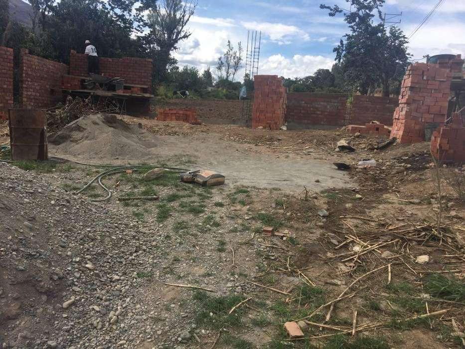 Vendo Terreno en Las Pampas