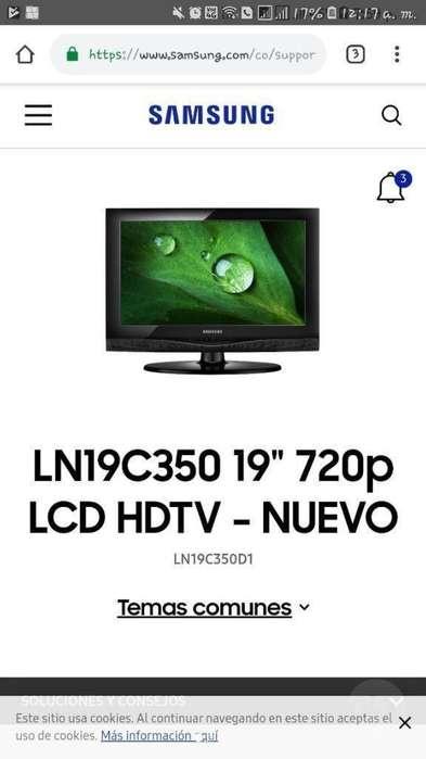 Tv Samsung 19p. Usado