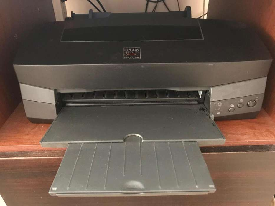 Impresora EpsonStylus Photo 750