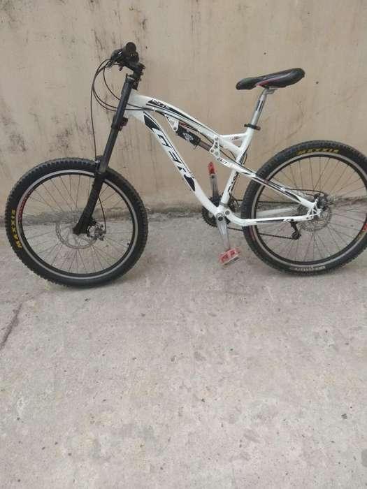 Se Vende <strong>bicicleta</strong> Ger Doble Suspensión