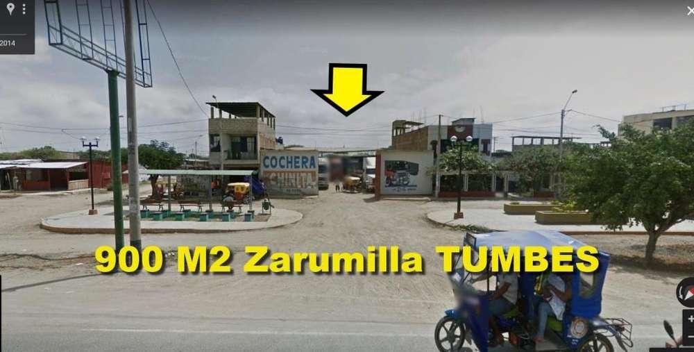 Venta de Terreno Comercial de 900 m2 en Zarumilla en TUMBES