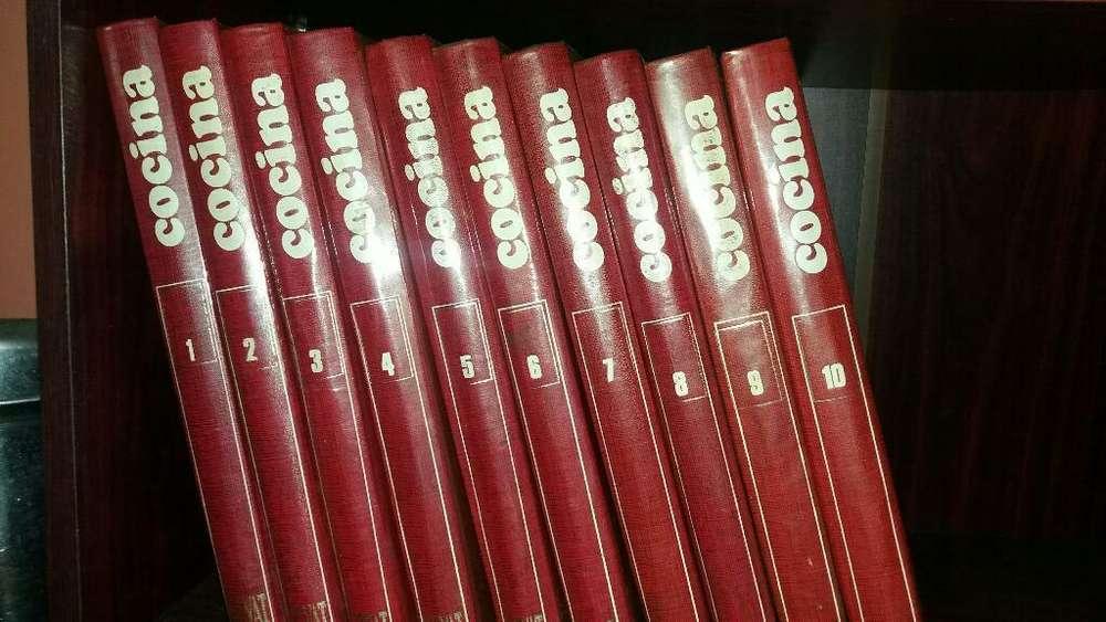 Libros Enciclopedia Salvat <strong>cocina</strong> Chef