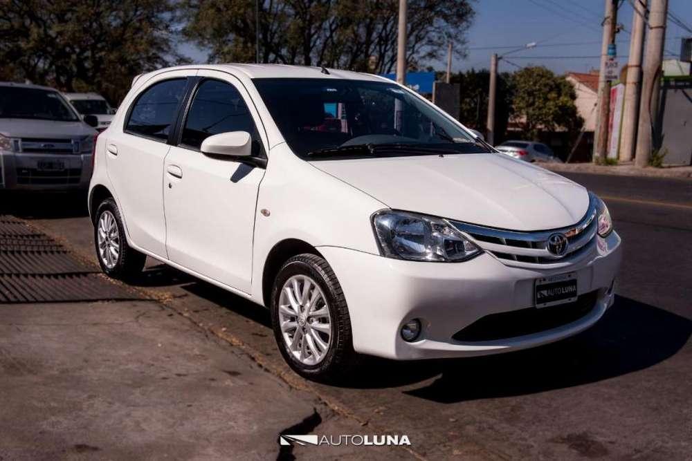 Toyota Etios 2014 - 89000 km