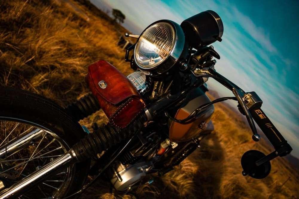 Moto <strong>suzuki</strong> en Perfecto Estado