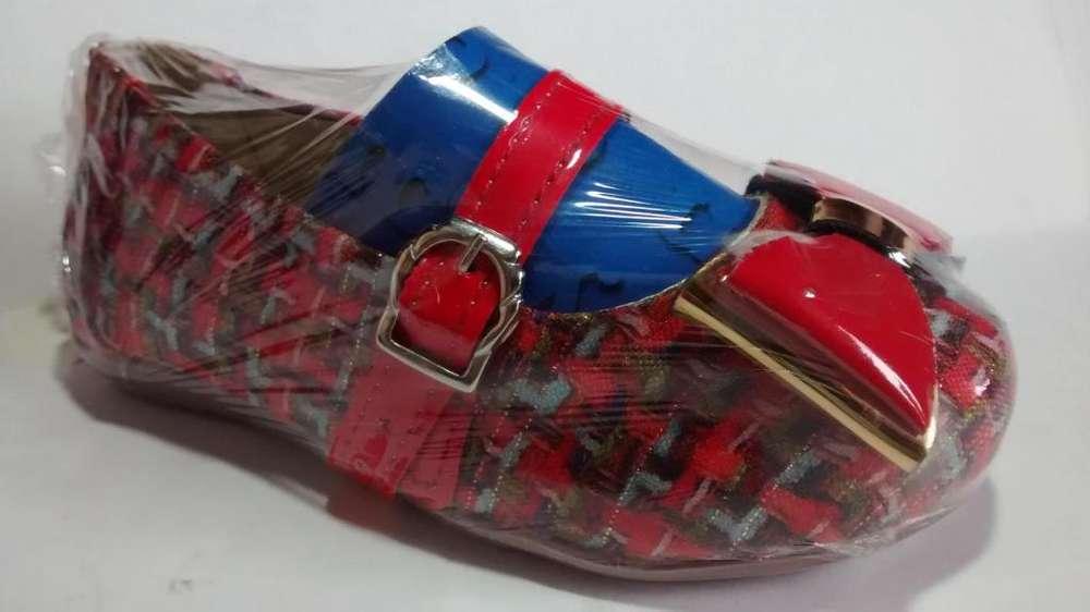 Zapatos para niños 24y26 Buc20S MIra Mami