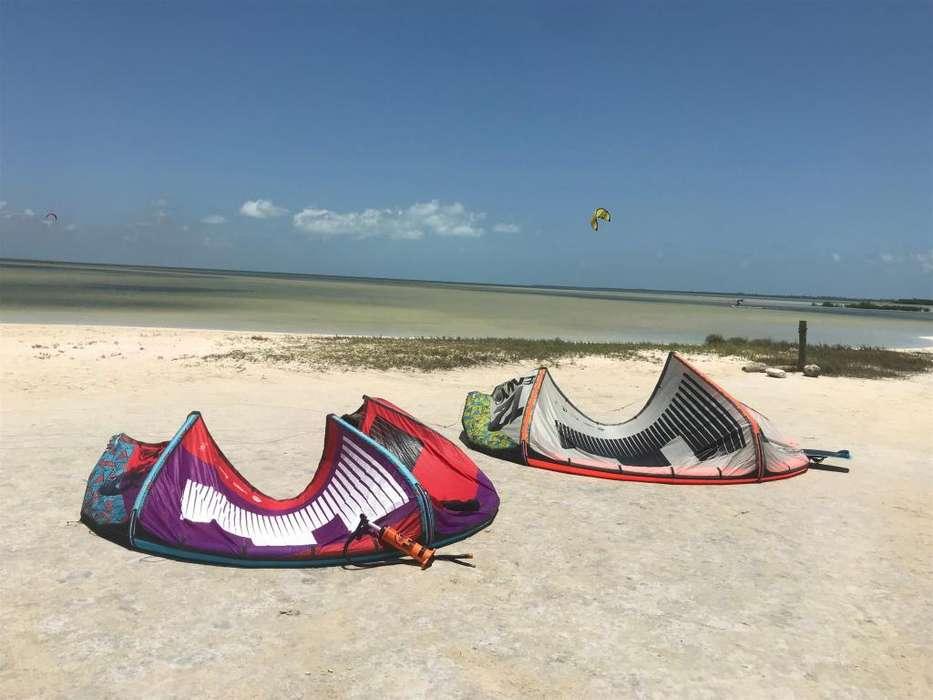 Oferta 2 kites Liquid Force Envy