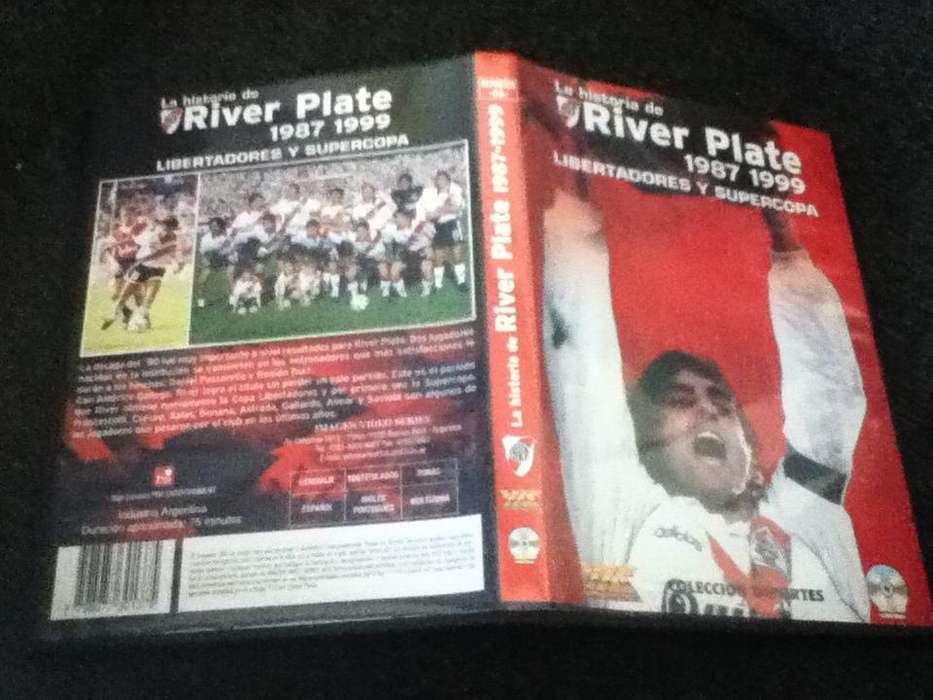 La historia de River Plate 1987 hasta 1999 Libertadores y Supercopa