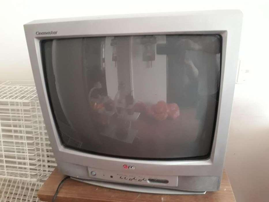 <strong>televisor</strong> convencional de 20 pulgadas LG
