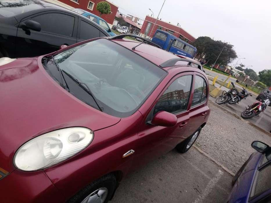 Nissan March 2003 - 160 km