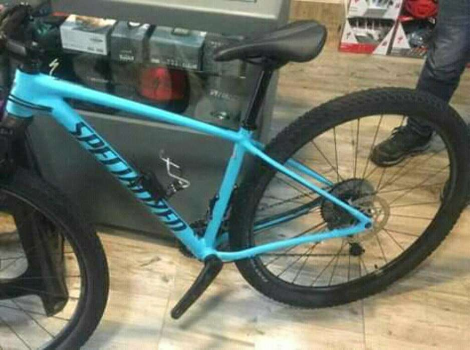 Bicicleta Specialized Chisel Comp Mujer