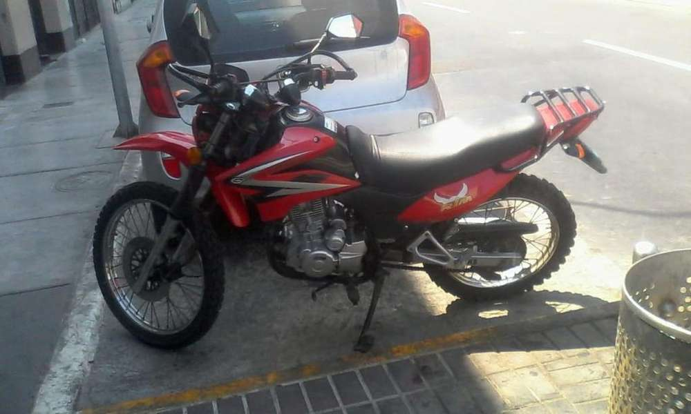 Moto <strong>nueva</strong> , Todo terreno CC-200 , con poco uso , bien conservada